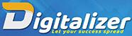 Digitalizer لتصميم وتطوير وتسويق مواقع الإنترنت
